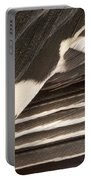 Red-bellied Woodpecker Feathers Portable Battery Charger