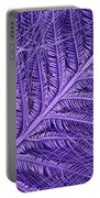 Sem Of Eastern Bluebird Feathers Portable Battery Charger