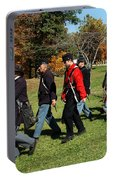 Soldiers March Portable Battery Charger