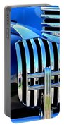 64 Chevy Grill Portable Battery Charger