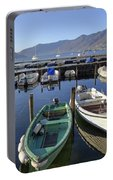 Ascona - Lake Maggiore Portable Battery Charger