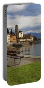 Brissago - Ticino Portable Battery Charger by Joana Kruse