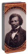 Frederick Douglass African-american Portable Battery Charger