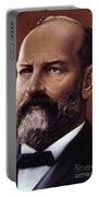 James A. Garfield (1831-1881) Portable Battery Charger