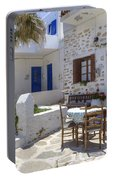 Paros - Cyclades - Greece Portable Battery Charger