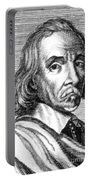 William Harvey, English Physician Portable Battery Charger by Science Source