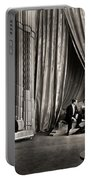 Silent Film Still: Couples Portable Battery Charger