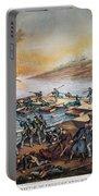 Battle Of Fredericksburg Portable Battery Charger