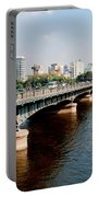 Cairo City Streets Portable Battery Charger