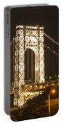 George Washington Bridge Portable Battery Charger