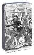 New York: Draft Riots Portable Battery Charger