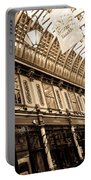 Leadenhall Market London Portable Battery Charger