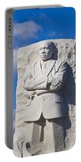 Martin Luther King Jr Memorial Portable Battery Charger