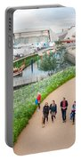 Olympic Park Portable Battery Charger