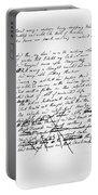 Samuel Taylor Coleridge Portable Battery Charger