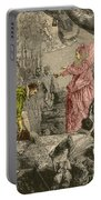 Sir Francis Drake, English Explorer Portable Battery Charger