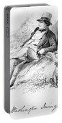 Washington Irving Portable Battery Charger