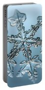 Snowflake Portable Battery Charger