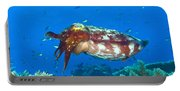 A Broadclub Cuttlefish, Kimbe Bay Portable Battery Charger