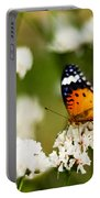 A Butterfly Affair Portable Battery Charger