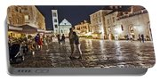 A Croatian Night Portable Battery Charger