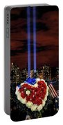 A Day Of Remembrance Nine Eleven Portable Battery Charger