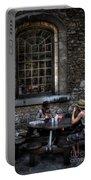 A Little More Conversation Portable Battery Charger
