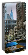 A Little Slice Of New York Portable Battery Charger