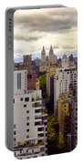 A Manhattan View Portable Battery Charger