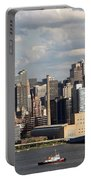 A New York City Afternoon Portable Battery Charger
