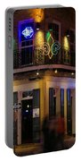 A Night In The French Quarter Portable Battery Charger