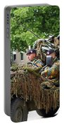 A Recce Or Scout Team Of The Belgian Portable Battery Charger