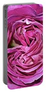 A Rose Is A Rose ... Portable Battery Charger