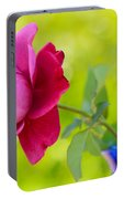 A Single Rose Portable Battery Charger