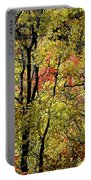 A Splash Of Fall Portable Battery Charger