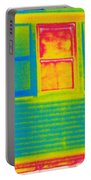 A Thermogram Of A Window Portable Battery Charger
