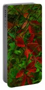 A Touch Of Christmas In Nature Portable Battery Charger