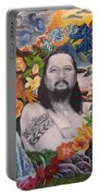 A Tribute To Willie K Portable Battery Charger