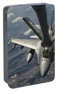 A U.s. Air Force F-16c Block 50 Portable Battery Charger