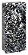 A Virus Has Spread Portable Battery Charger by Mark Stevenson