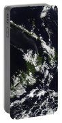 A Volcanic Plume From The Rabaul Portable Battery Charger by Stocktrek Images