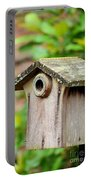A Winter's Getaway For Birds Portable Battery Charger