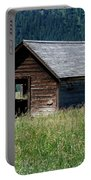 Abandoned Barn Portable Battery Charger