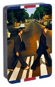 Abbey Road Portable Battery Charger