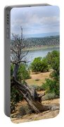 Abiquiu Lake New Mexico 2 Portable Battery Charger