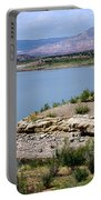 Abiquiu Lake New Mexico Portable Battery Charger