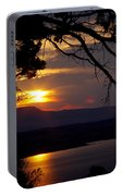 Abiquiu Sunset Portable Battery Charger