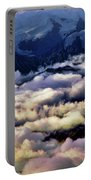 Above The Clouds Portable Battery Charger