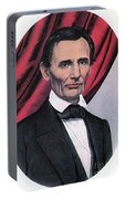 Abraham Lincoln, Republican Candidate Portable Battery Charger