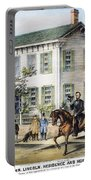 Abraham Lincolns Home Portable Battery Charger